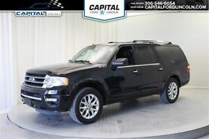 2016 Ford Expedition Max Limited 4WD **New Arrival**