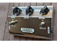 CORNELL TM BOOST GUITAR PEDAL. Exc Condition. Very little use.