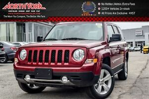 2017 Jeep Patriot NEW Car North Edition|4x4|SatRadio|A/C|PwrOpti