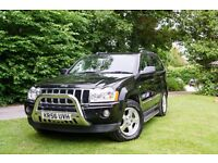 2006 Jeep Grand Cherokee 3.0 CRD Limited A.