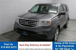 2015 Honda Pilot LX 4WD w/ REVERSE CAMERA! 18 ALLOYS! BLUETOOTH!