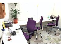 Desk Spaces including Private Meeting Room at The Laundry (London Fields / Hackney Area)
