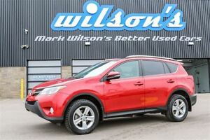 2013 Toyota RAV4 XLE AWD SUNROOF! REAR CAMERA! BLUETOOTH! HEATED