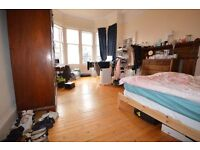 STUDENTS 17-18: Very spacious top floor 4 bed flat available September!