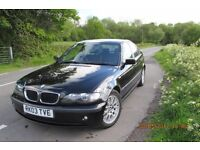 BMW 320d, economical and reliable, decent condition for year