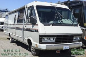 1985 ITASCA Windcruiser 34 RU Used Class A Motorhome For Sale