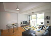 Stunning large two double bed 2 bath apartment with a large open plan kitchen reception