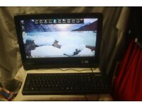 ADVENT TOUCHSCREEN PC ALL IN ONE WITH DVD WEB CAM WIFI