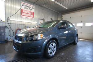 2013 Chevrolet Sonic RABAIS 17%,28$/SEM LT AUTOMATIQUE FULL EQUI