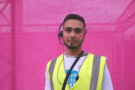 Event Volunteer - Hadrian's Wall
