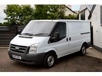 2007 FORD TRANSIT T280 SWB LOW ROOF LOW RATE FINANCE + FREE WARRANTY NOT VIVARO TRAFFIC MASTER RELAY