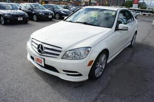 2011 Mercedes-Benz C250 LEATHER SEAT | SUNROOF | POWER GROUP | A