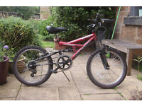 Kid's mountain bike for 5 to 10 year old