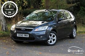 2010 Ford Focus 1.6 Sport 5dr £4595