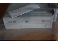 LG4163b 16X/5X SUPER MULTI DVD WRITER