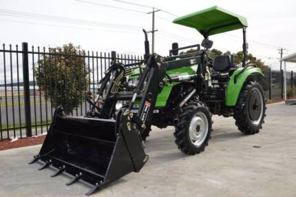 Agrison CDF 40HP ROPS Tractor INCL 4ft Slasher + MORE!!!