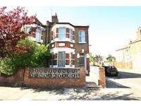 Furnished 2 bedroom ground floor garden flat close to Manor House and Harringay Green Lanes station.
