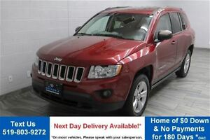 2012 Jeep Compass NORTH 4WD w/ SUNROOF! HEATED SEATS! ALLOYS! PO