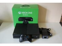 Boxed Xbox One Console + Game(s)