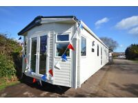 Brand new static caravan for sale with a 20 year licence agreement . Call Daniel today