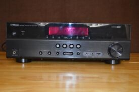 Yamaha natural sound AV Receiver RX V 375