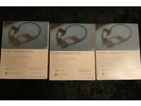 3 sets of headphones new boxed