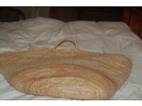 Large shopping basket bought in France