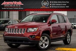 2016 Jeep Compass North|4x4|SatRadio|Bluetooth|KeylessEntry|AC|C