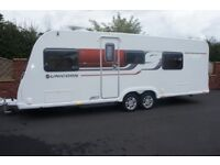 2015 BAILEY UNICORN 111/15 CORDOBA TOTALY IMMACULATE CONDITION