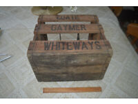 Old Cider Crate
