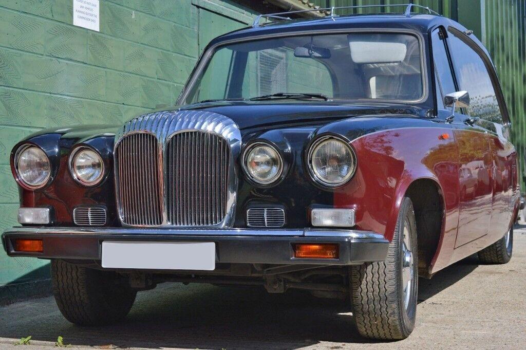 1989 Daimler Hearse