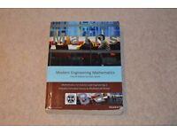 Modern Engineering Mathematics Glynn James 4th Edition. £10 ono
