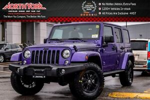 2017 Jeep WRANGLER UNLIMITED New Car Sahara 4x4|Dual Top,LED Lig