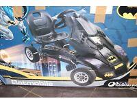 Hauck Batmobile Go Kart NEW!!