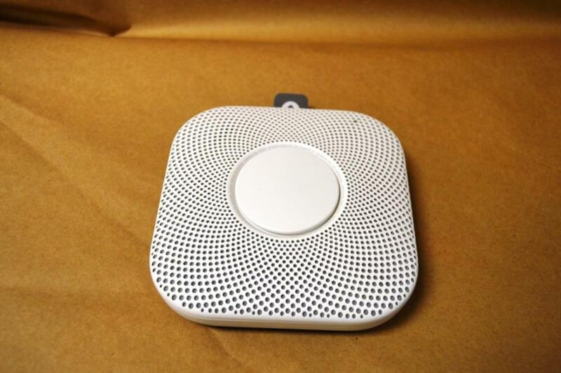 Nest Generation Protect Smoke and Carbon Monoxide Wired Alarm S3003