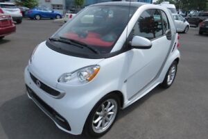 2014 Smart Fortwo Coupe Electric Drive Passion