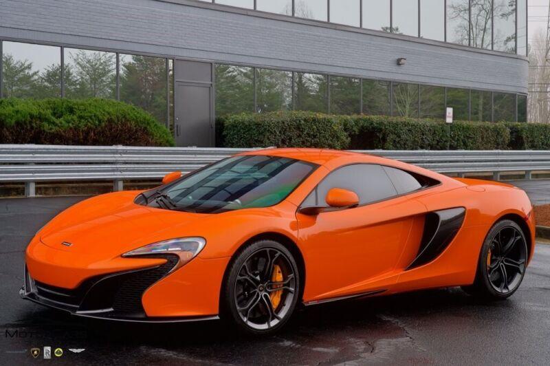 Image 11 Coche Americano usado McLaren 650S 2015