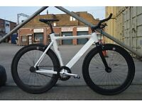 Aluminium New MODEL NOLOGO Brand new single speed fixed gear fixie bike/ road bike/ bicycles av