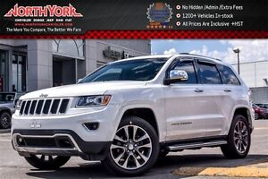 2014 Jeep Grand Cherokee Limited|AWD|Sunroof|R.Start|SideSteps|N
