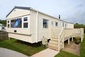 ✴ Well Appointed Caravan Holiday Home with Beach Access and Sea Views ✴