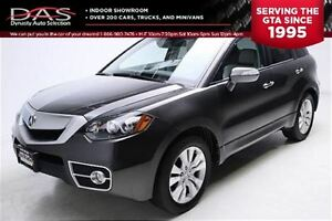 2011 Acura RDX TECHNOLOGY NAVIGATION/LEATHER/SUNROOF