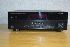 Yamaha natural sound av receiver RX V375