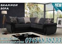 Brown Corner Sofa SH