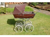 Silver Cross Carriage Pram