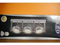 GLOBO BARONI Spotlight LED 3-light sources