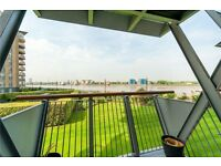 Spacious 2 double bedroom property to rent in Millennium Harbour, Westferry Road.