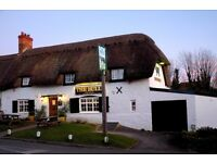 Chef needed for small but busy village pub