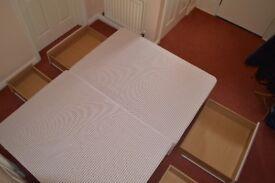 4ft 6 Bed Base