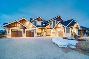 103 LEIGHTON LN Elbow Valley West, Rural Rocky View County, Albe