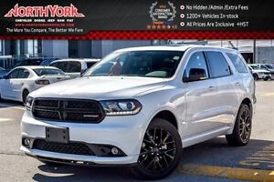 2016 Dodge Durango Limited|4x4|7Seater|BlkTop,RearEnt.Pkg|Sunroo